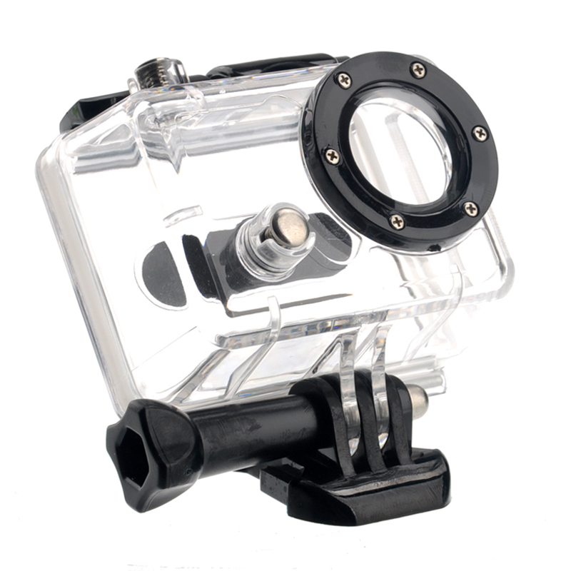 Plastic Opening Protective Housing Case for GoPro HD Hero 2/1 Accessories