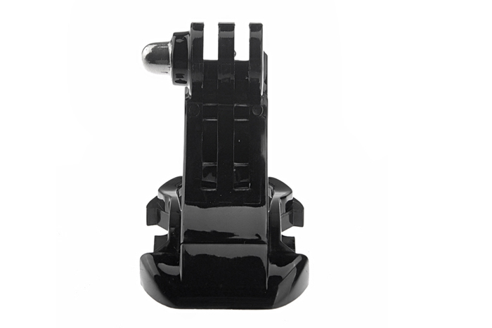 2pcs Sports J-Hook Buckle Vertical Surface Mount Adapter For GoPro Hero 2/3
