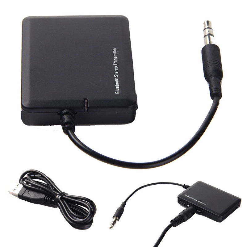 3.5mm Wireless Bluetooth A2DP Stereo HiFi Audio Adapter Transmitter