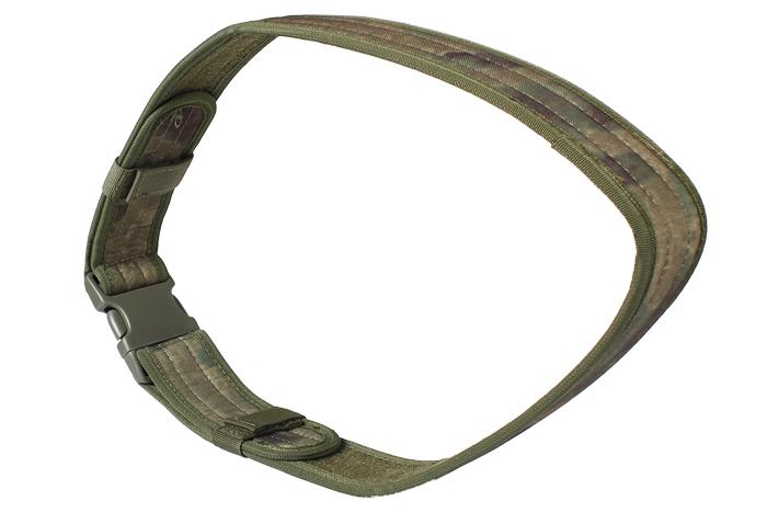 """Hard 2"""" Nylon Shooter Waistband Belt For Field Outward Bound Trainning"""