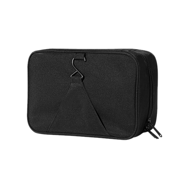 Hot High-capacity Hanging Waterproof Wash Zipper Bag Storage Bag with Hook