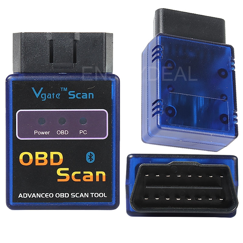 New Pro ELM327 v1.5 Bluetooth Interface OBD2 Scanner Adapter Torque Android
