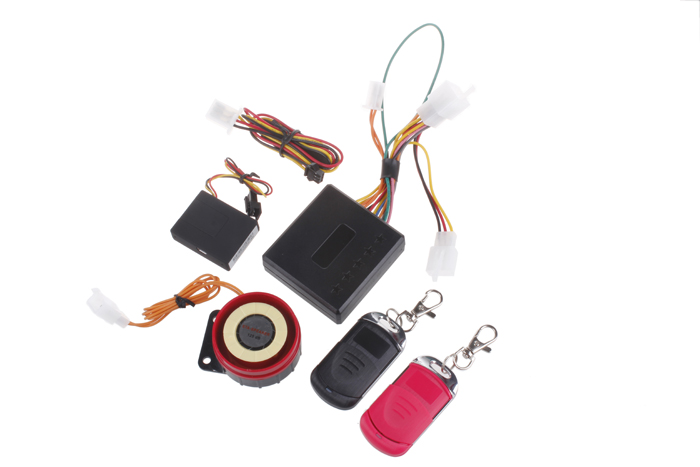GSM Motorcycle Vehicle Locator & Alarm Location GPS Position Track System