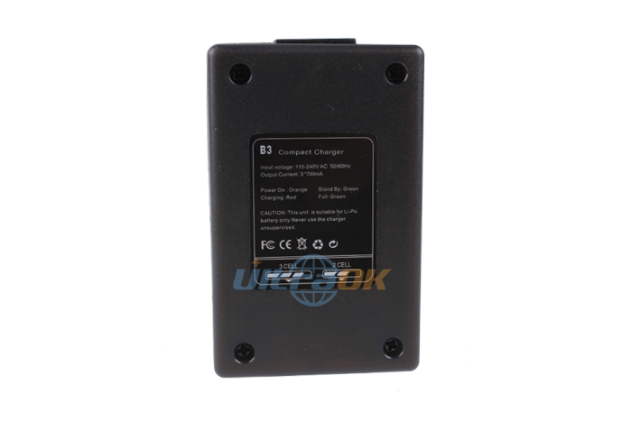 Professional 2S 3S Balance Compact B3 Pro Charger For Lipo Battery AKKU
