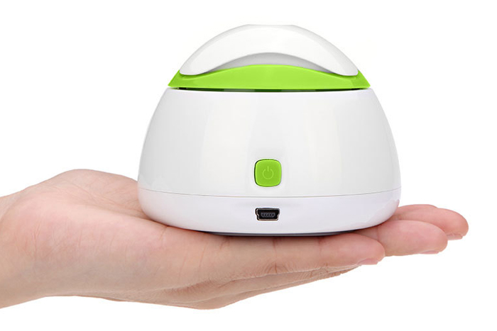 New Mini USB Humidifier Air Purifier Aroma Diffuser Placing in Home Car