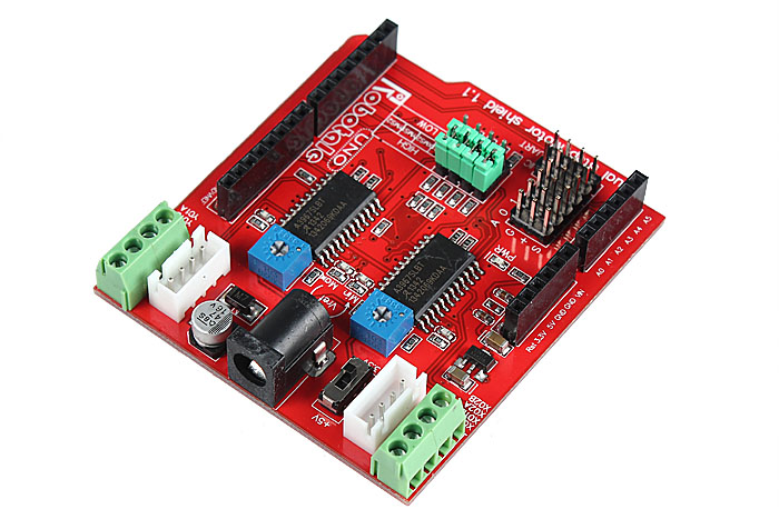 Dual Stepper Motor Driver Expansion Board Module for Arduino 4-wire 2-phase