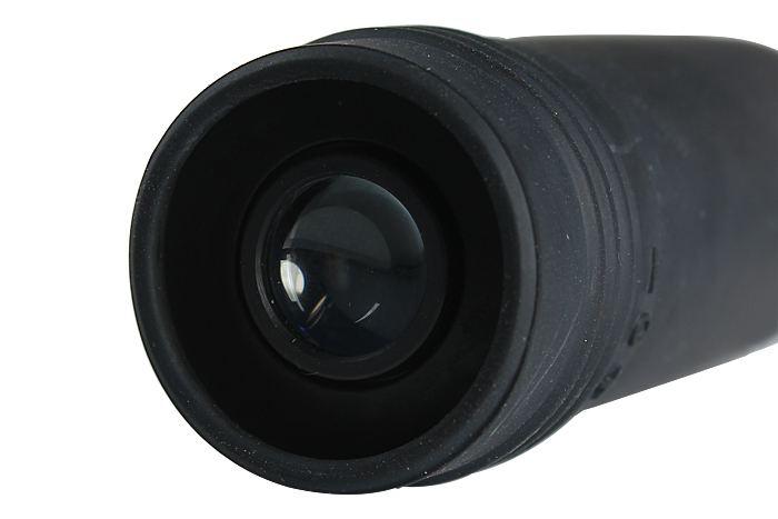 New Durable 8X21 Compact Monocular Black Prism Optics Single Tube Telescope