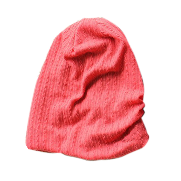 Wholesale New Baby Boy/Girl Reversible Hat Knit Chinese Doughnut Pattern Beanie Cap
