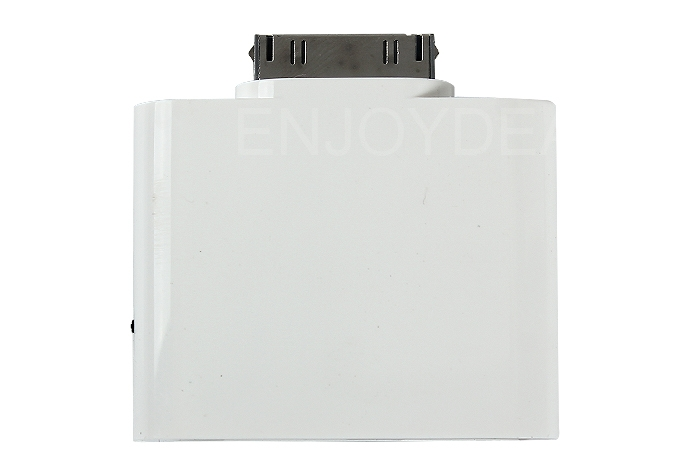 5in1 USB Card Reader Connection Kit Adapter for Samsung Galaxy Tablet White