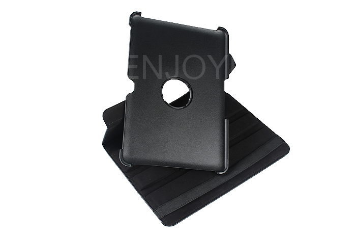 Pads Protective PU Leather Case Cover for Samsung Galaxy Tab P7510 Black