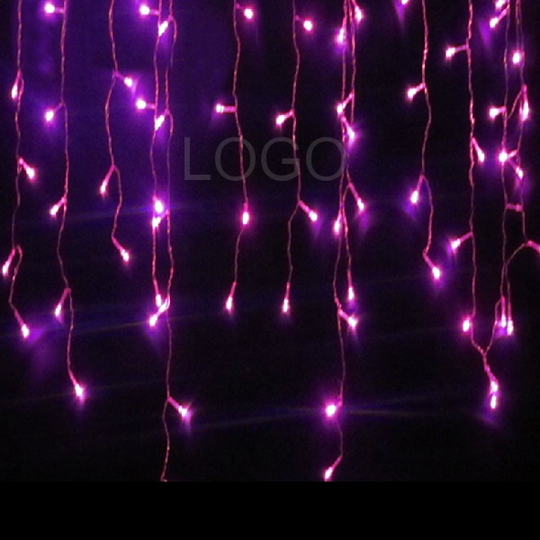 LED Curtain String Light Lamp Lights for Wedding Party Festive Decro EU Plug