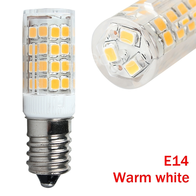 G9/E14 51 LED 2835 SMD 220V 1250 Lm Spot Light Ceramic Head Lamp Bulb