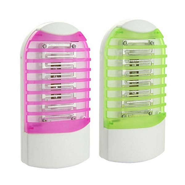 Electric Mosquito Killer Energy Saving Mosquito Dispeller with LED Light