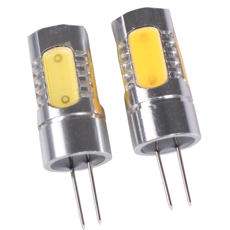 Wholesale G4 Base 5W 12V High Power LED Bulb Lamps Warm White LED Bulbs Lamp Light