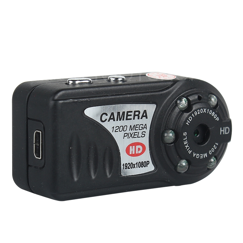 1920x1080P Mini Camcorder HD Camera with Night Vision for Taking Video