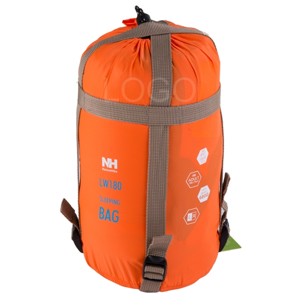 Folding Soft Outdoor Sleeping Bag Waterproof Light Camping ...