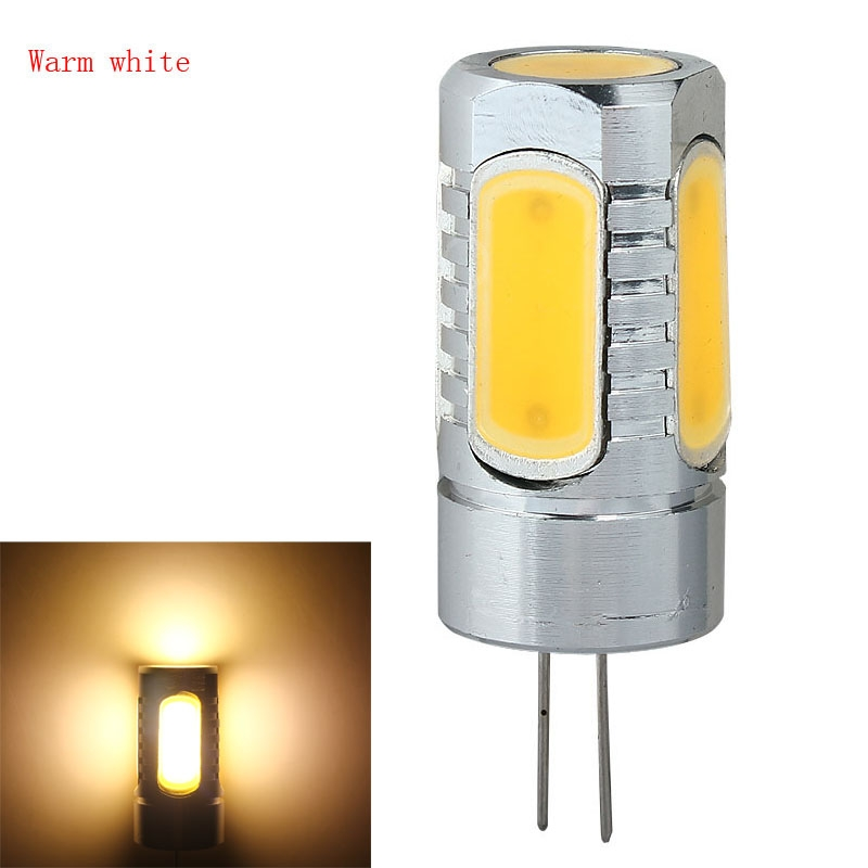 langlebige lampe high power g4 cob 7 5w 5 fach led lampen. Black Bedroom Furniture Sets. Home Design Ideas