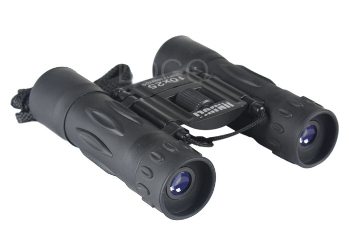 Focus Adjustable 10x25 Binoculars 10 Times Short Focus Binocular Telescope