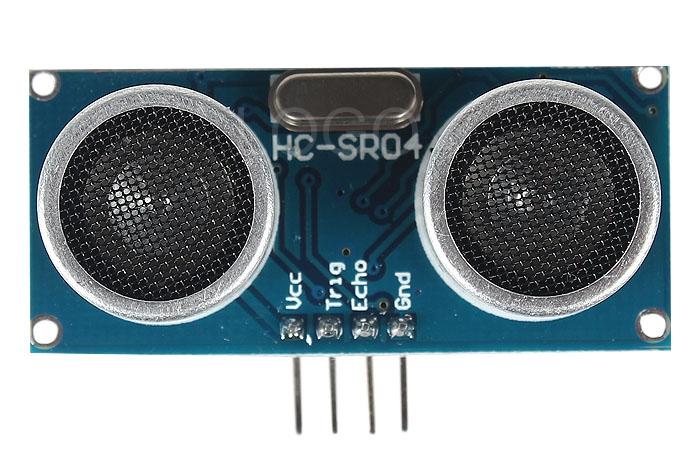 HC-SR04 module 58