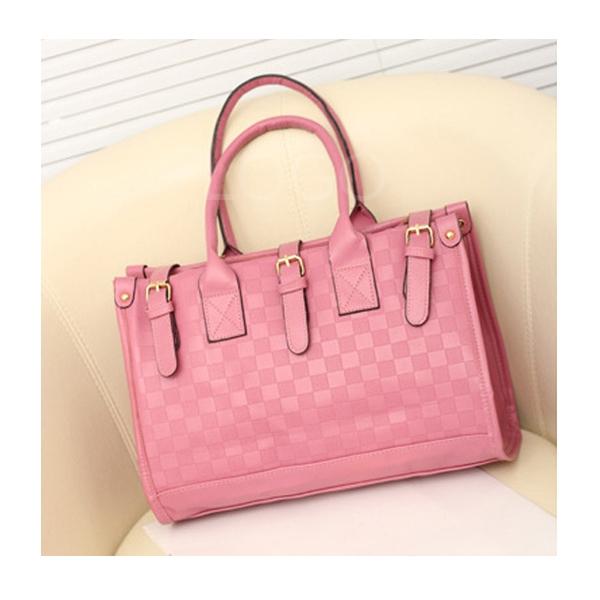 Fashion Women Lady Handbag Shoulder Bag Tote Purse PU Leather Messenger Bag