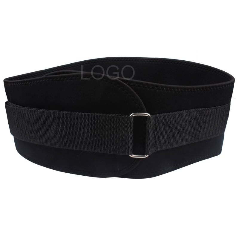 New Weight Lifting Belt Gym Waist Support Power Training Work Fitness Tape