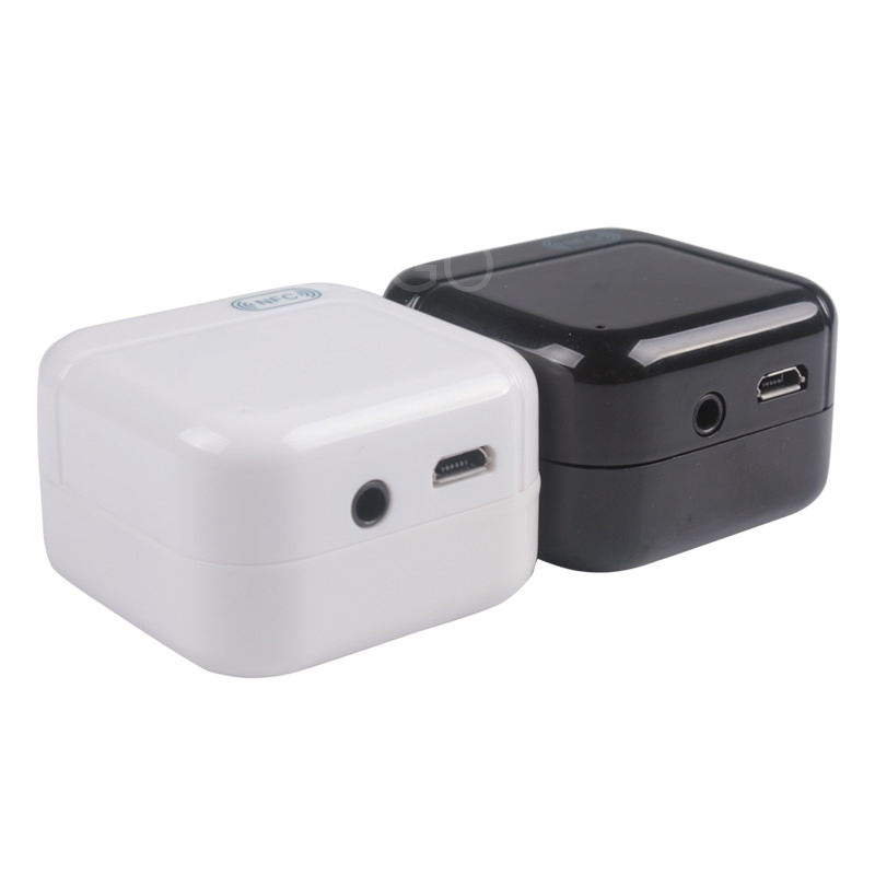NFC Bluetooth Audio Stereo Music Receiver Adapter for Apple/Andriod PC