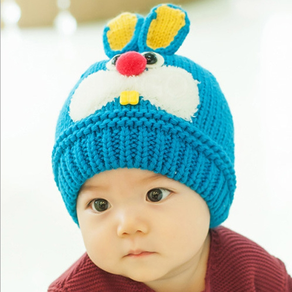 bunny ear baby hat knitting pattern 3ds