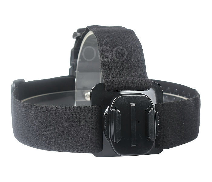 Gopro Accessories Helmet Harness Elastic Head Mount Strap foe Hero 3/2