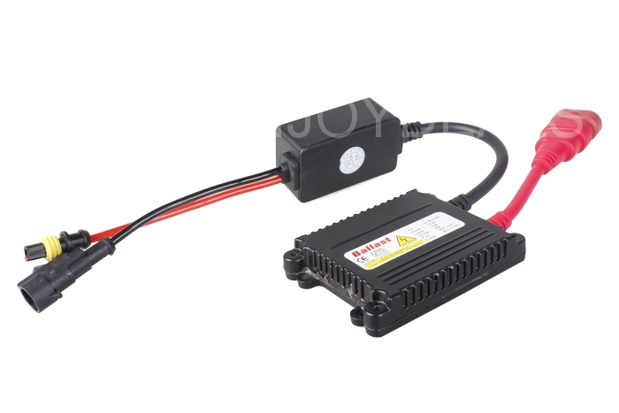 Hot Selling 35W DC HID Xenon Lamp Replacement Ballast Conversion Black