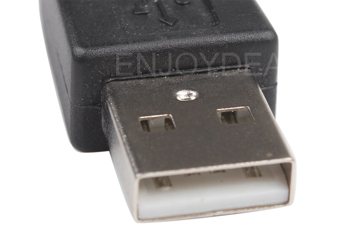 New USB Male to PS2 Female Adapter Converter for Computer Mouse Keyboard