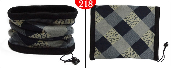 New Unisex Multifunction Outdoor Warm Round Top Baggy Neckerchief and Hat