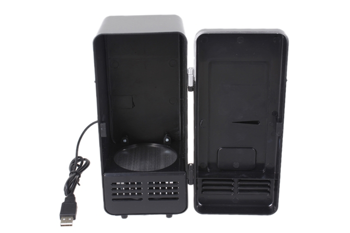 Mini USB Fridge Car Fridge with cooling and heating function for Drinks