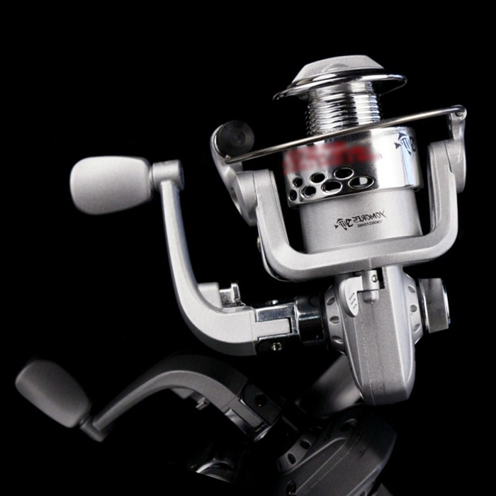 New 6 Ball Bearing High Power Gear Left/Right Spinning Fishing Reel SQ