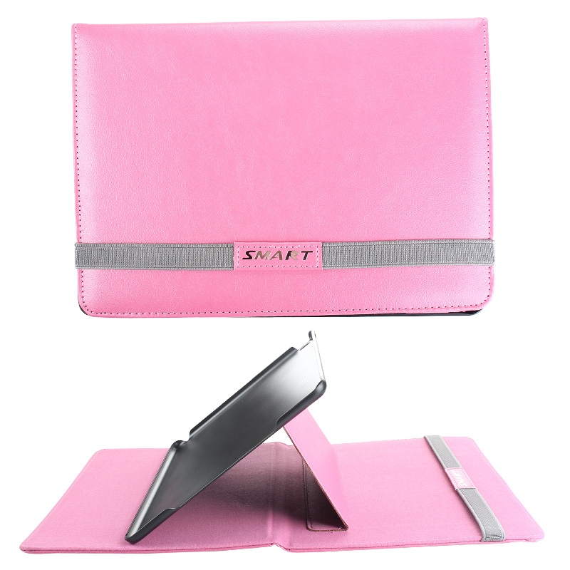 High Quality PU Leather Flip Smart Stand Cover Case Skin for Apple iPad Air