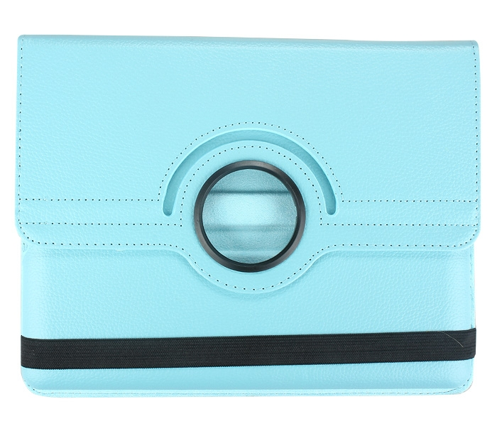 360 Degree Rotating PU Leather Smart Cover Case Stand For Apple iPad Air