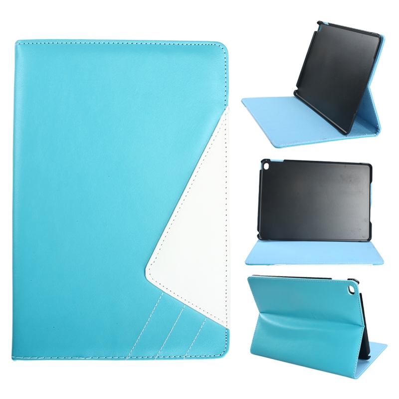 Unique Design Book Style PU Leather Flip Smart Case Cover Stand For iPad