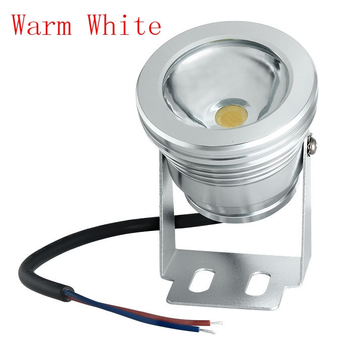 Waterproof LED Projector Lamp Spotlight 12V/85V-265V Warm White/ White/ RGB