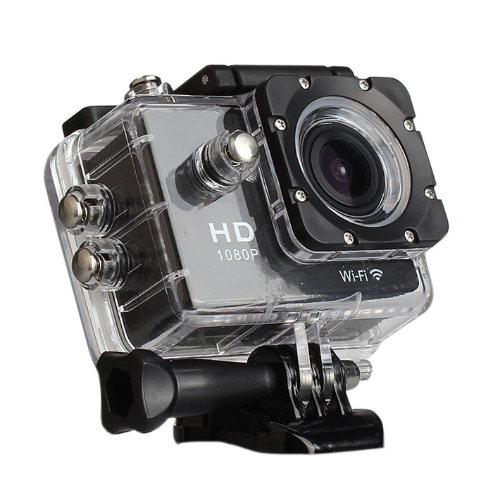 SJ4000 Waterproof Full HD 1080P 12MP WiFi Sports DV Action Camera