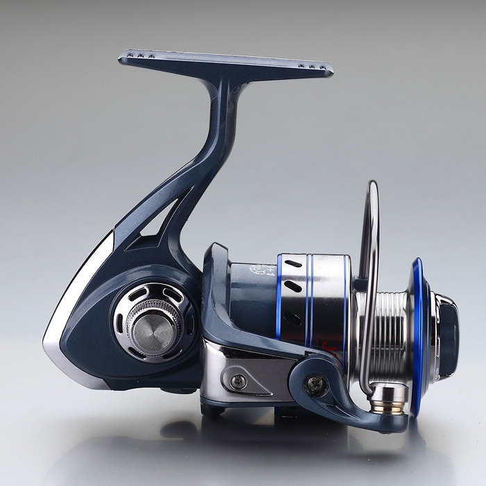 New 12+1BB High Power Gear Ratio 5.5:1 Saltwater Spool Fishing Reel JF