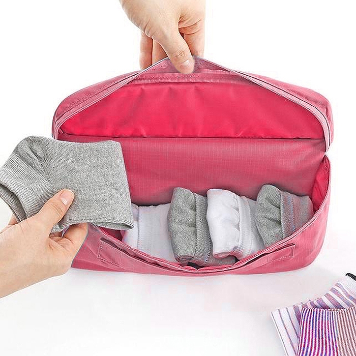 Sorting Bag Multi-function Travel Pouch For Socks Underwear Storage