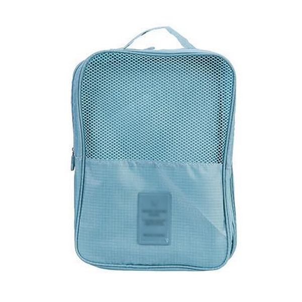 Hot Sale 2-layer Travel Shoes Pouch Cube Accessory Underwear Storage Bag