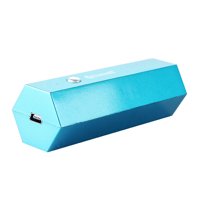 Portable Hexagonal Wireless Bluetooth Stereo Audio Music Dongle Adapter
