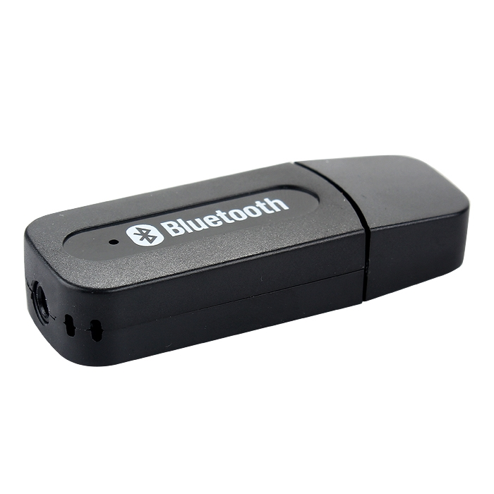 3.5mm Audio Port Wireless Bluetooth Stereo Music Receiver Adapter