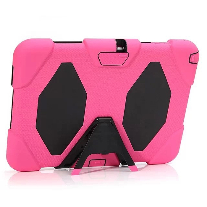 Wholesale Heavy Duty Hybrid Protective Case Cover Stand For Samsung Tab 3 10? P5200