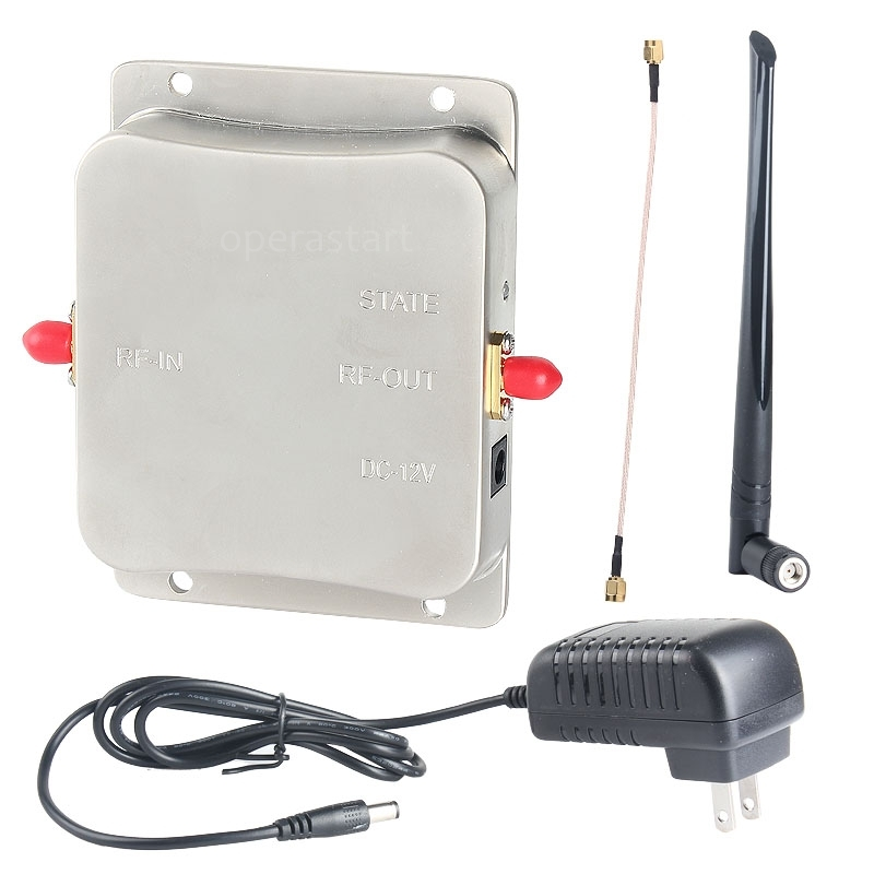 2 4g 8w ep ab003 wifi wireless broadband amplifier signal booster ebay. Black Bedroom Furniture Sets. Home Design Ideas