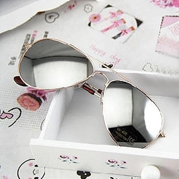 reflective aviator sunglasses  sunglasses