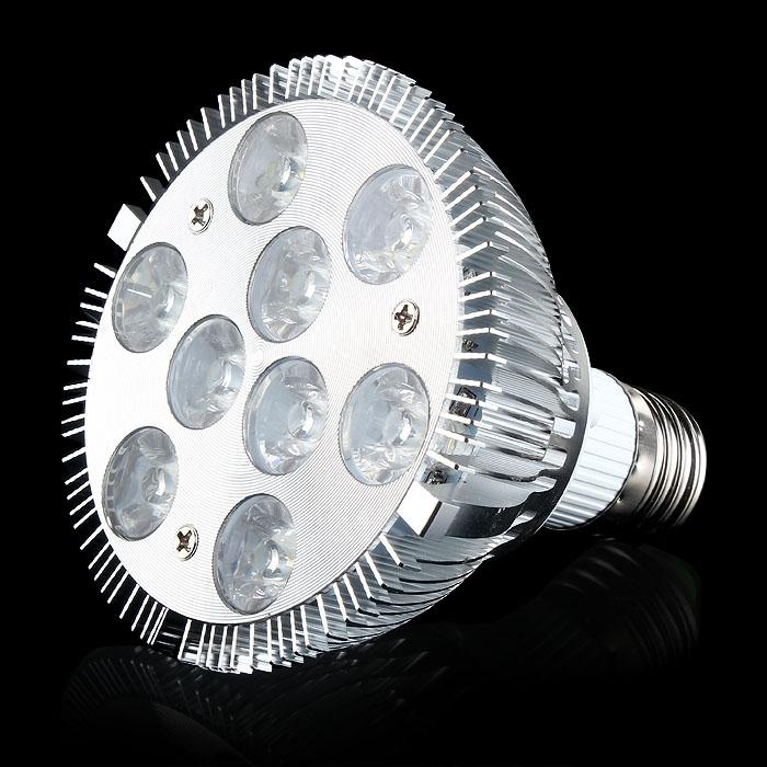 e27 9w 14w 18w 24w 30w 36w dimmable par20 par30 par38 led light bulb flood lamp ebay. Black Bedroom Furniture Sets. Home Design Ideas