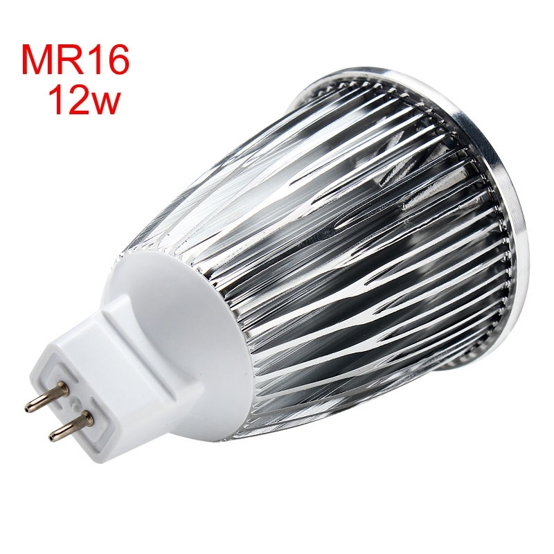 Mr16 Dimmable Led Uk: Dimmable 6W 9W 12W GU10 E27 MR16 COB LED Bulbs Cool/Warm