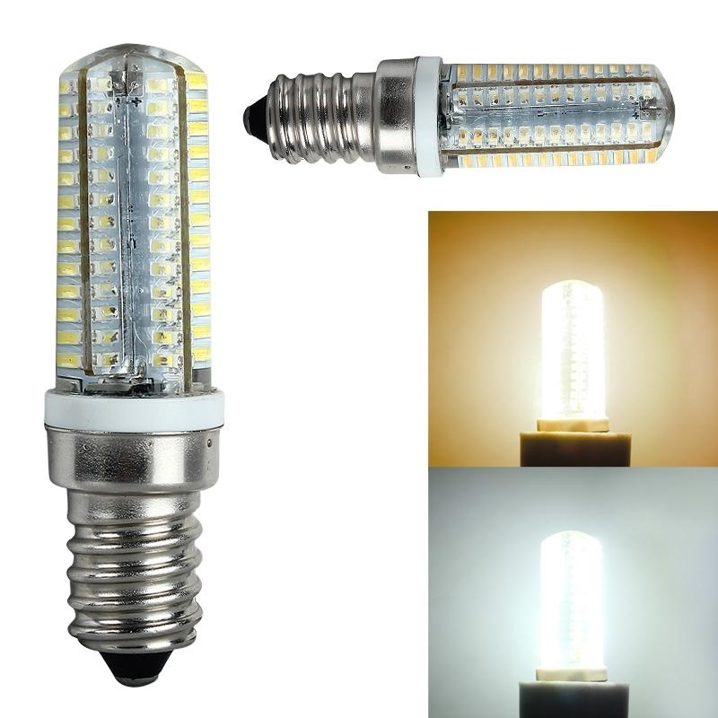 praktische helle e14 104 led lampen 3014 smd led gel licht lampe 8w 220v ebay. Black Bedroom Furniture Sets. Home Design Ideas