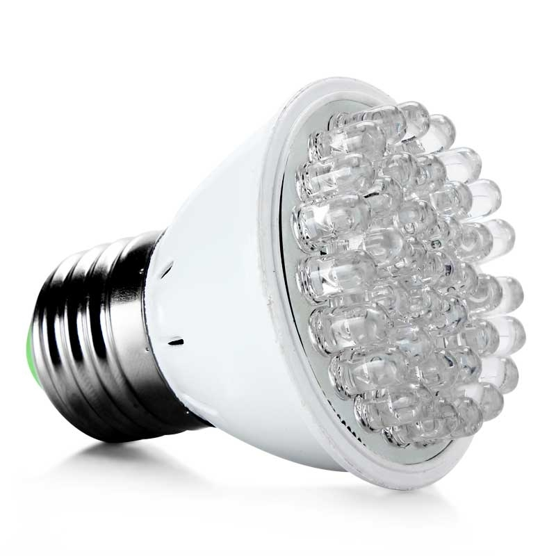 E27 Uv Ultraviolet 38 Led Light Lamp Bulb Torch 110 220v Glow Bulb Ultra Bright Ebay